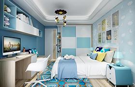 陪伴孩子学习成长的儿童房,你家设计对了吗?
