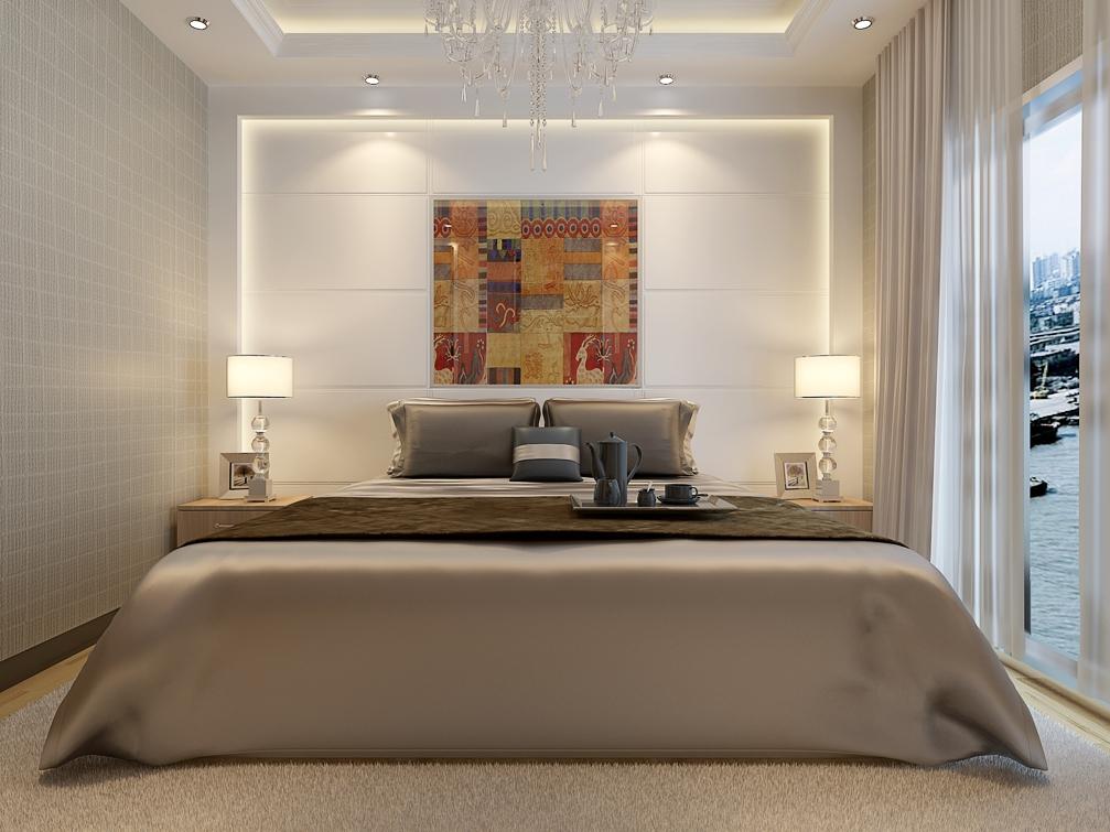 现代简约卧室家具
