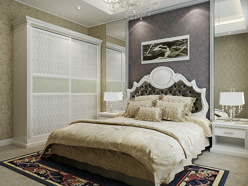 欧式风格卧室家具