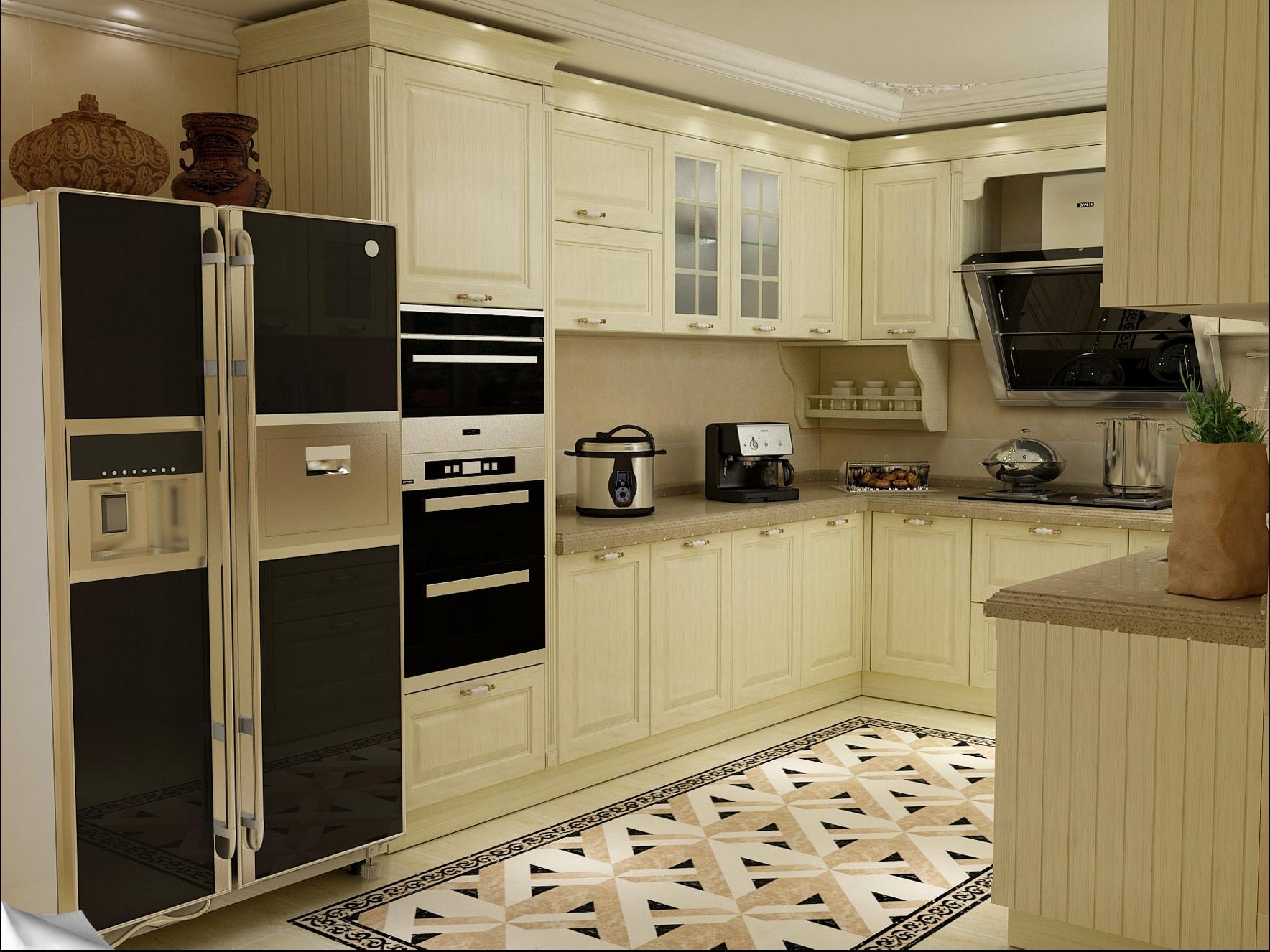 家庭厨房地面风水禁忌