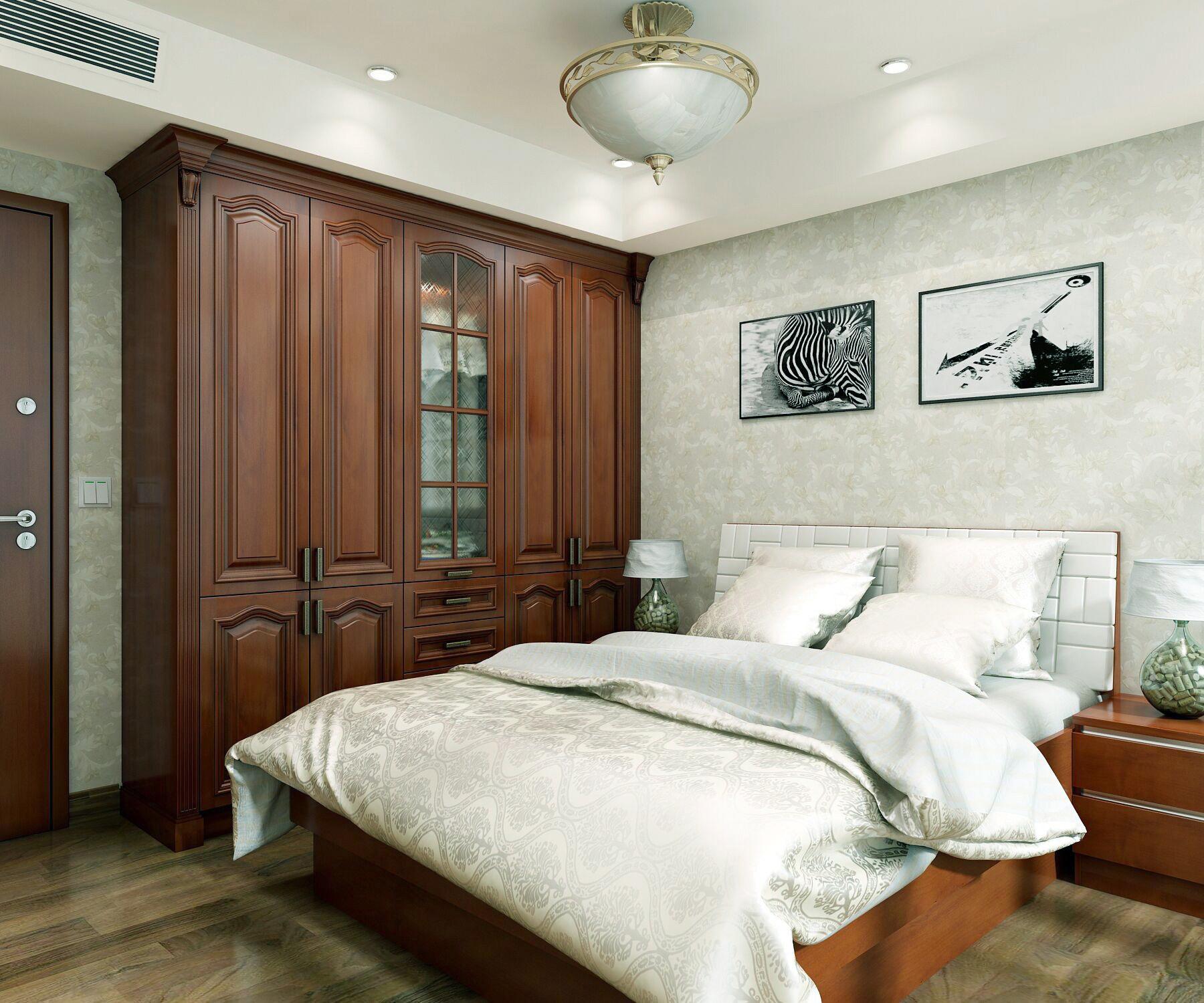 新中式风格卧室家具