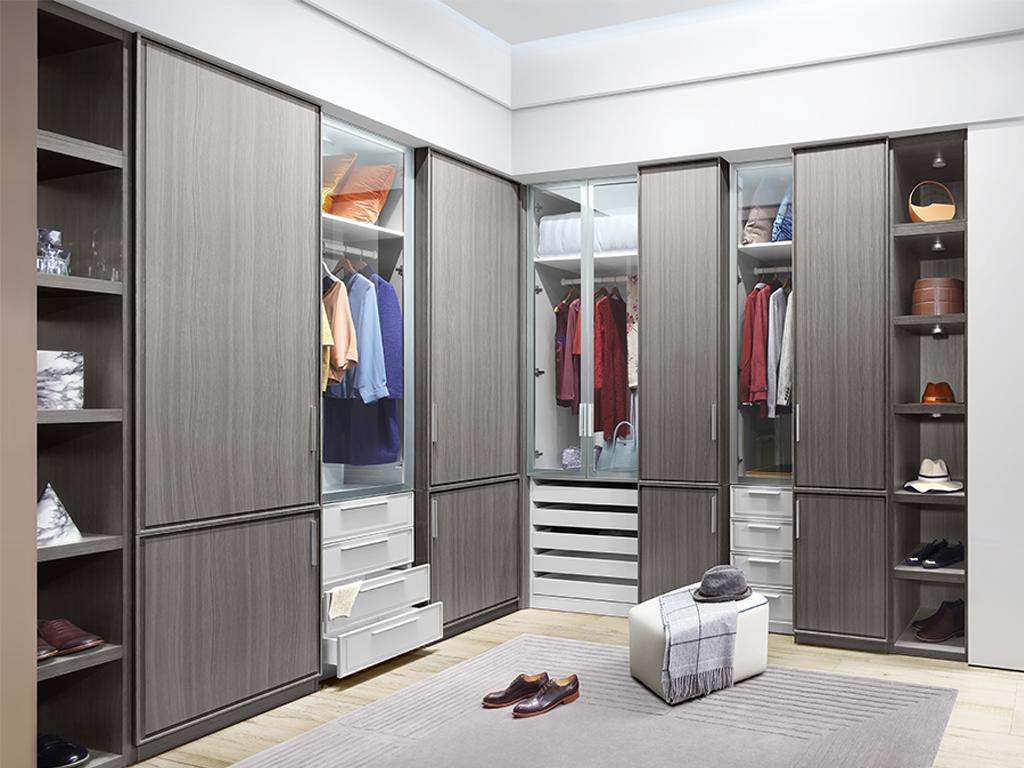 整体衣柜板材哪种好