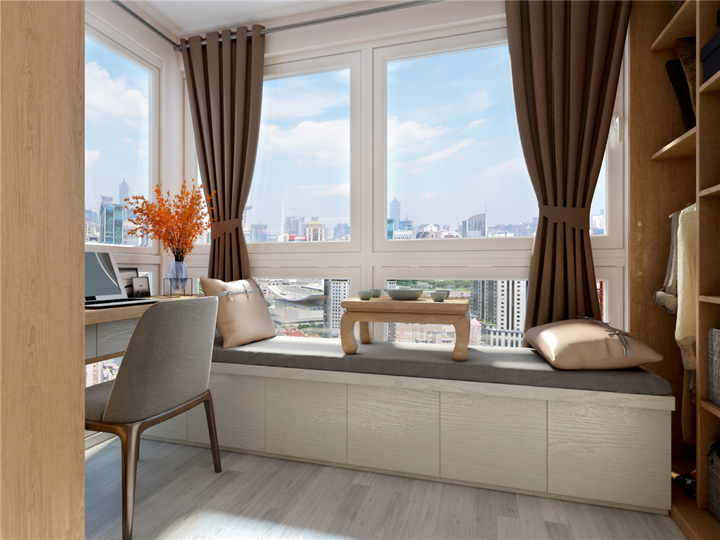 现代风格卧室家具
