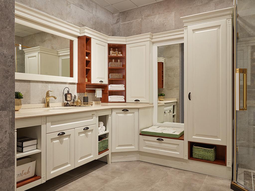 浴室柜应该怎么选?有什么讲究?