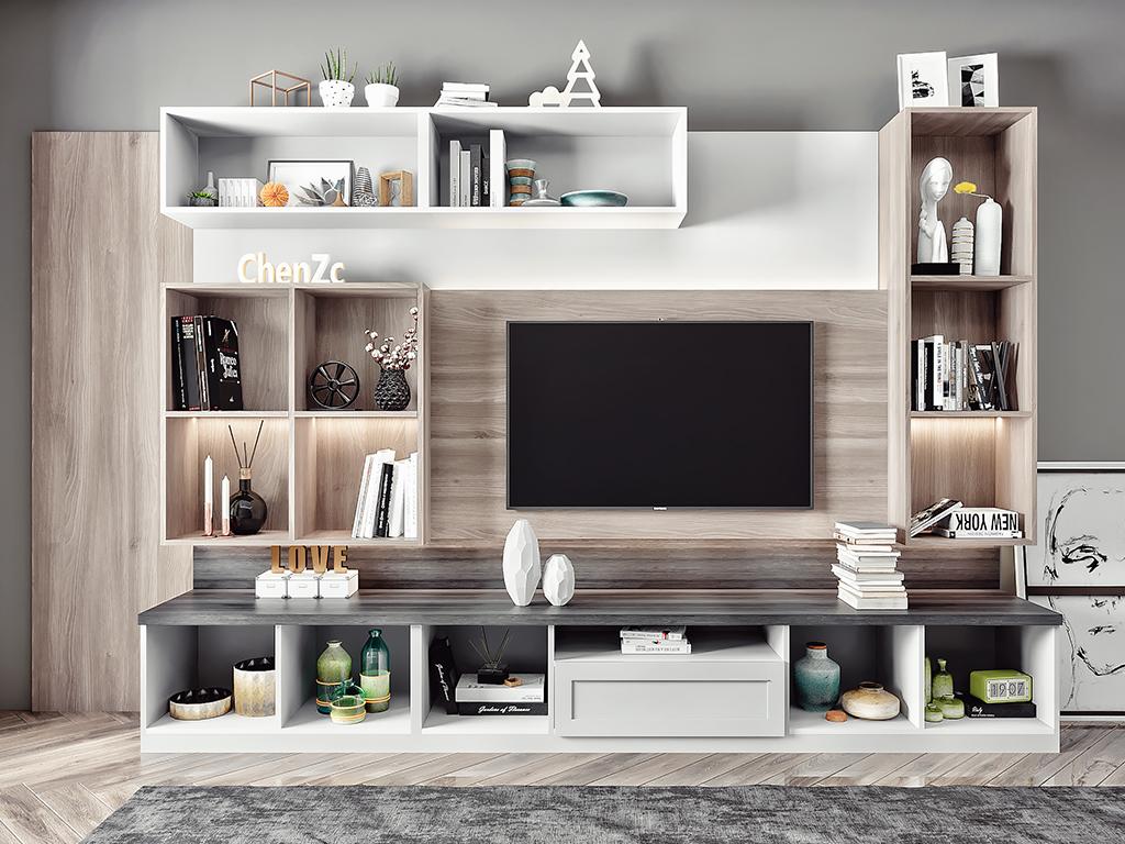 1699元/m²简奢系列电视柜