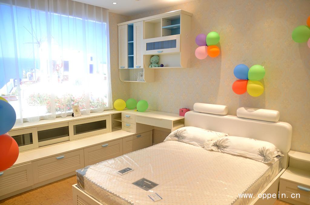 欧式卧室装修风格效果图