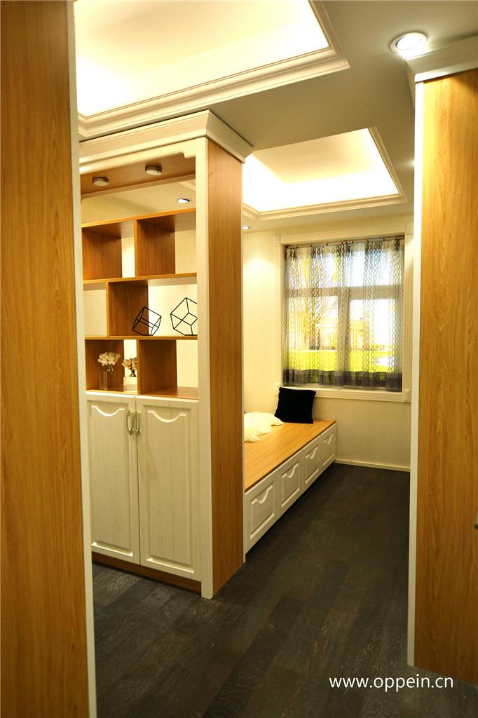 小空间隔断柜设计图片