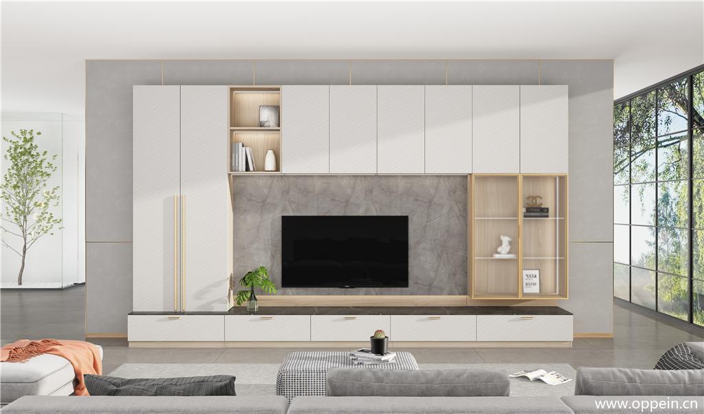 极简北欧风格家具定做效果图