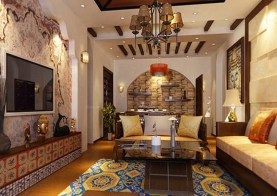东南亚风格家具图片
