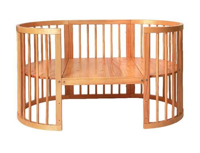 圆形婴儿床尺寸