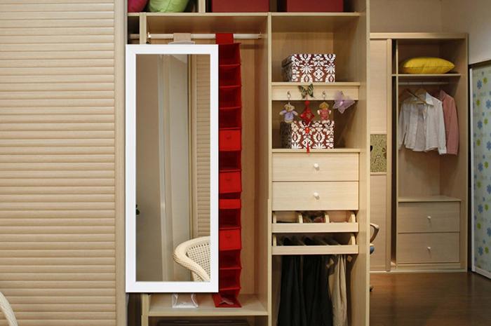 衣柜推拉镜尺寸