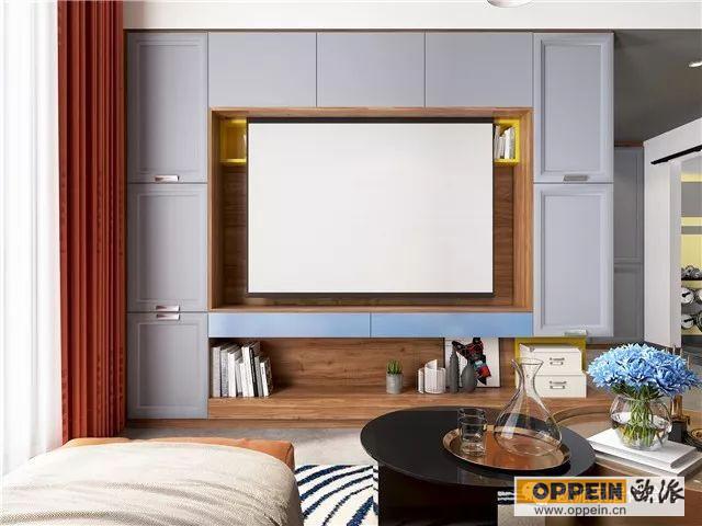 小户型公寓装修效果图