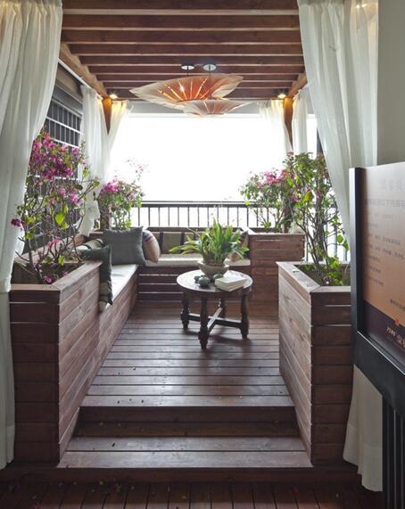 入户花园改卧室